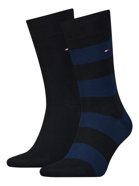 Tommy Hilfiger Herrensocken Men Rugby Sock