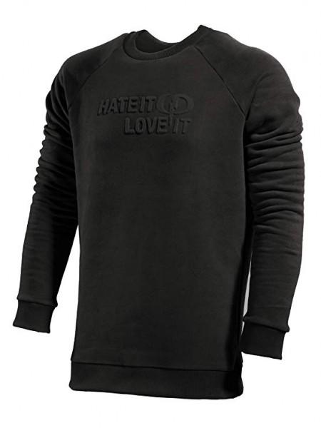 Sweatshirt Hate it or love it
