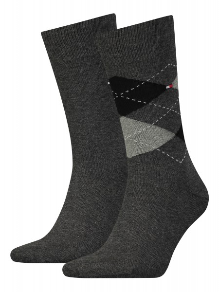 Tommy Hilfiger Herrensocken Mix 12-Paar-Aktionspack