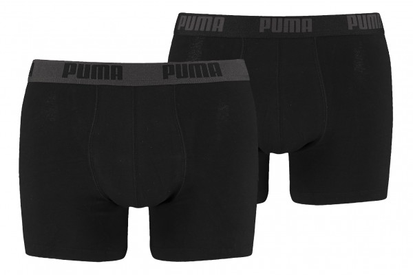 PUMA Herren Boxershorts Basic Boxer